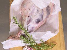Lammkeule-Rezept mit Rosmarin - so geht's | LECKER