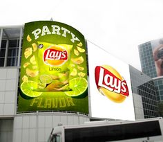 Lay's Chips Advertisement Campaign on Behance