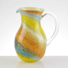 """""""van gogh pitcher""""? i enjoy van gogh but personally i believe he would have found something a little more creative for this."""
