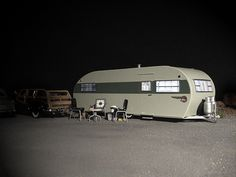 Trailer-by-night by Michael Paul Smith, crazy to think these are models.