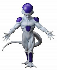 Gigantic series Dragon Ball Z Freeza final PVC Anime figure NEW