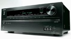 Most Popular A/V Receiver: Onkyo TX-NR Series