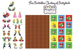Blog - Super Mario Themed Birthday Party Party Supplies and Decorations at Discount Prices. PartyStock is your Canadian source for party ide...