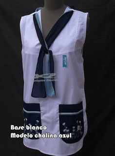 CORAZONCITOS    JUANITA CELESTE      ROSI AERO Lab Coats, Teacher Outfits, Scrubs, Apron, Clothes, Google, Girls, Fashion, Jean Apron