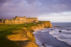 The Ritz-Carlton, Half Moon Bay- if heaven was a hotel and kids were more than welcome.