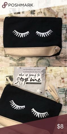 ♦️ 5 For 25$ Makeup Bag Ipsy Bag September  2018 Issue Make up NOT included Bags Cosmetic Bags & Cases Cute Makeup Bags, Gold Backpacks, Boxing News, New Bag, Gift Boxes, Fashion Design, Fashion Tips, Fashion Trends, Top Rated