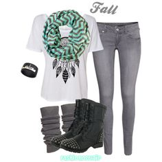 """""""Fall Outfit #4"""""""