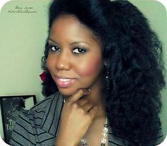 Alicia James.....I Love Her Hair!