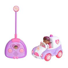 """Doc McStuffins Check Up and Go Mobile - Just Play - Toys """"R"""" Us"""