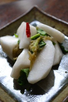 Pickled Turnip かぶの浅漬け