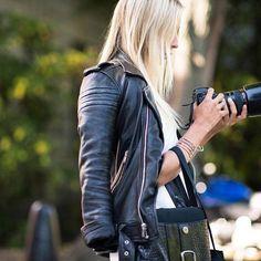 Lassan előkerülnek a bőrkabátok. Ki várja már? #fashionfave #autumn