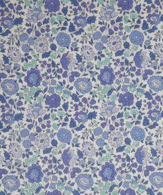NEW SEASON! Liberty Art Fabric D'Anjo D Tana Lawn | Classic Tana Lawn by Liberty Art Fabrics | Liberty.co.uk