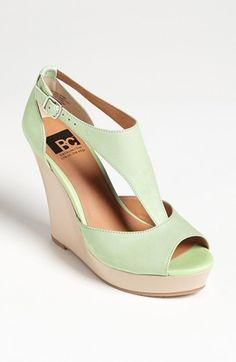 BC Footwear 'Lickety Split' Wedge Sandal | Nordstrom