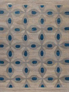 dhoku rug from loom