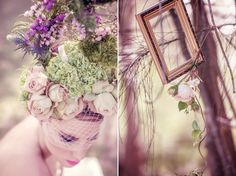 A whimsical inspiration shoot based on the feeling of being 'lost in time' when you're in love When Youre In Love, Love And Marriage, Floral Arrangements, Whimsical, Bouquet, Wedding Inspiration, Lost, Flowers, Photography