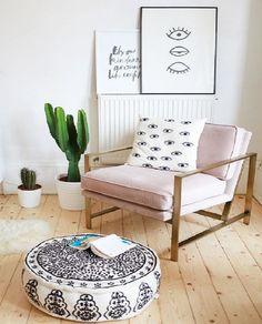 Budget Shopping: 16 Poufs unter 100€! - Alles was du brauchst um dein Haus in ein Zuhause zu verwandeln | HomeDeco.de