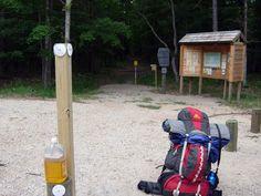 picture of Nurnberg Trailhead.