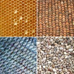 Monotonia che cattura: la texture - DidatticarteBlog