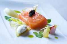 Villeroy & Boch Northcote Obsession Lunch at Le Manoir Aux Quats' Saisons menu