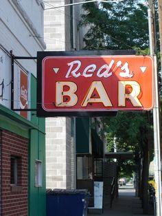 Red's Bar Missoula,