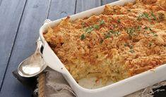 Macaroni-en-kaas is 'n gunsteling onder baie mense. Probeer hierdie resep