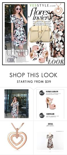 """""""YesStyle Polyvore Group """" Show us your YesStyle """""""" by lip-balm ❤ liked on Polyvore featuring Whiteley, DaBaGirl, MBLife.com, BeiBaoBao, Chanel, Summer, contest and yesstyle"""