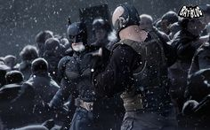 The Dark Knight Rises images Bane RISE HD wallpaper and