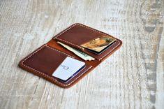 Mens wallet Wallets for men Front Pocket от Handor на Etsy