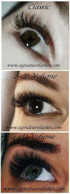 Eyelash Extensions, Volume Eyelash extensions, Russian Volume, Hollywood Volume, Lash Art University