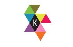 Simple, colourful and geometrically beautiful. #logo #design