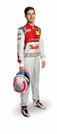 Miguel Molina fährt 2016 für Audi Sport Team Abt Sportsline in der DTM