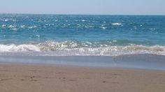 Un día d playa...primer día.d.septiembre
