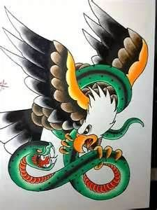 Eagle Snake By Stoffe3337 On DeviantART