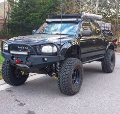 Best classic cars and more! Tacoma Bumper, Tacoma Truck, Overland Tacoma, Overland Truck, Toyota Hilux, Toyota Tundra, Toyota 4x4, 2003 Toyota Tacoma, Toyota Trucks