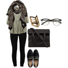 """First Day of College"" by jasminsullivan on Polyvore"