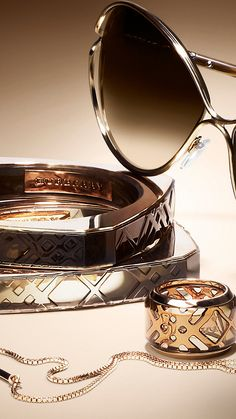 SHOP THE BURBERRY ROSE GOLD COLLECTION