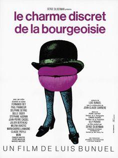 ブニュエル / ブルジョワジーの秘かな愉しみ '72フランス