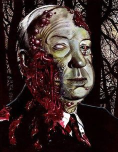 Alfred Hitchcock Zombie