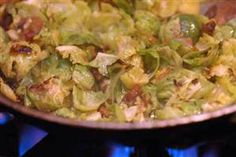 'Steal' this tasty warm brussels sprouts salad