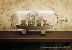 110+ publicités créatives et designs d'octobre 2011 - #Olybop