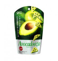 GLICO Avocadooza – 40g x 10 pcs