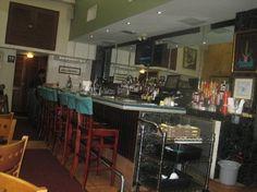 Cafe Manolin. An Old San Juan establishment for decades. San Juan PR. Delicious!