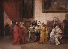 Francesco Hayez -- 1838-1840. Italian Painters, Italian Artist, Art Periods, Romanticism, Doge, 18th Century, Milan, Portrait, Painting