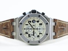89ec899cb4154 Audemars Piguet Watch - Royal Oak Offshore Safari Chronograph  26170ST.OO.D091CR.01. Legend of Time