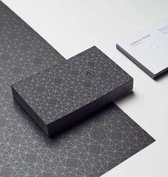 Papeleria texturizada. Black stationery design