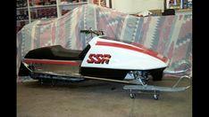 Vintage Sled, Vintage Racing, Snow Machine, Snowmobiles, Yamaha, Car, Vehicles, Automobile, Autos