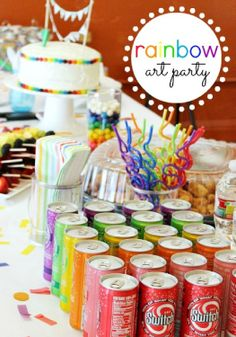 Great party theme idea!