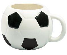 Ceramic Soccer Mug