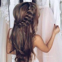 Прически на длинные волосы на выпускной 2018 - 129 фото