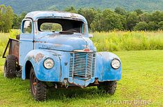 old country trucks | Old Abandoned Truck Royalty Free Stock Image - Image: 15215846